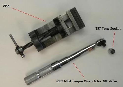 bolt torque