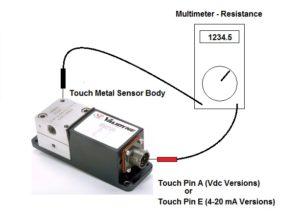transducer isolation