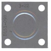 diaphragm pressure transducer