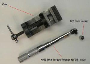 torquewrench pressure transducer