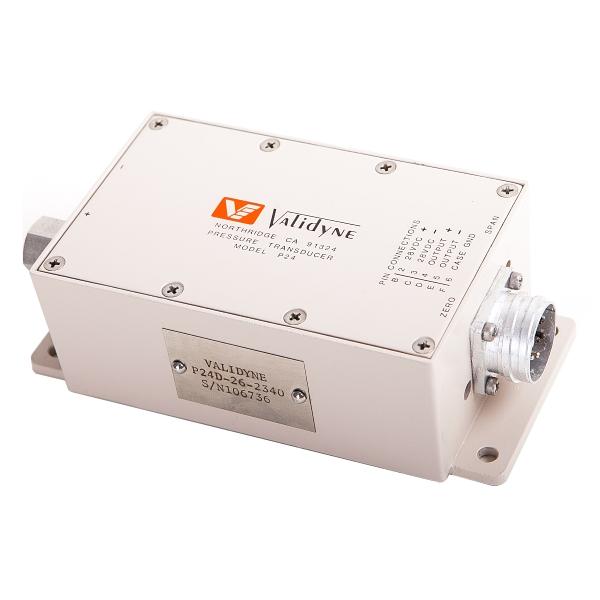 P24 Ruggedized Pressure Transducer