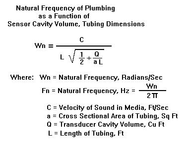 frequency of plumbing