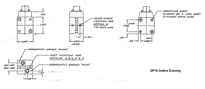 pressure sensor in extreme environment